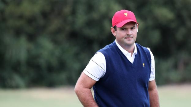 Presidents Cup: Patrick Reed says he is not a cheat after Bahamas penalty thumbnail
