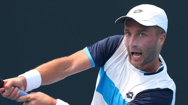 Australian Open 2019: 'It boils my blood' - GB's Liam Broady on air quality email thumbnail