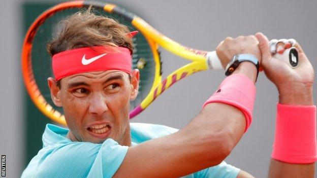 Nadal beats Schwartzman to reach 13th French Open final thumbnail