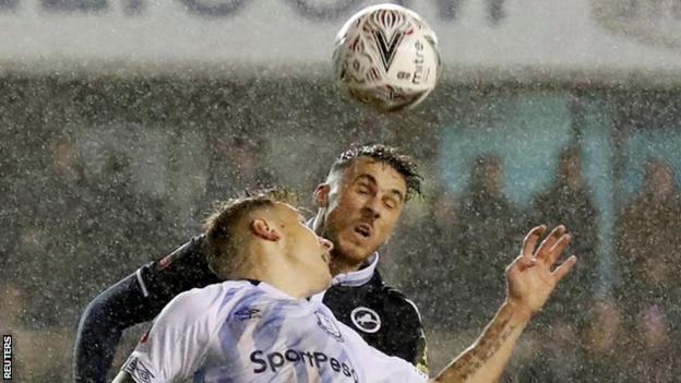 Millwall v Everton