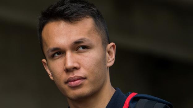 Red Bull: Alexander Albon to replace Pierre Gasly thumbnail