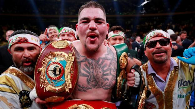 Anthony Joshua v Andy Ruiz: Jr: Champion wants New York not Saudi Arabia to host thumbnail