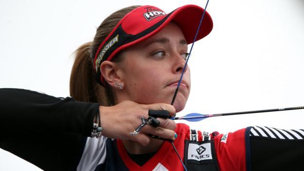 Britain's Women win silver in Archery World Cup Final