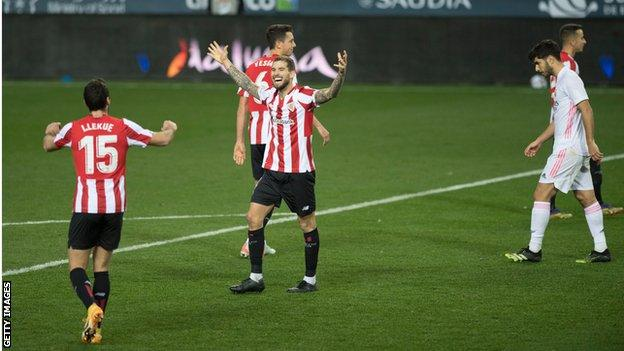 Spanish Super Cup: Athletic Bilbao to play Barcelona in final after knocking out Real Madrid (2021)