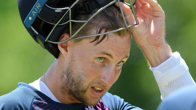 Joe Root: England captain misses training in South Africa through illness thumbnail