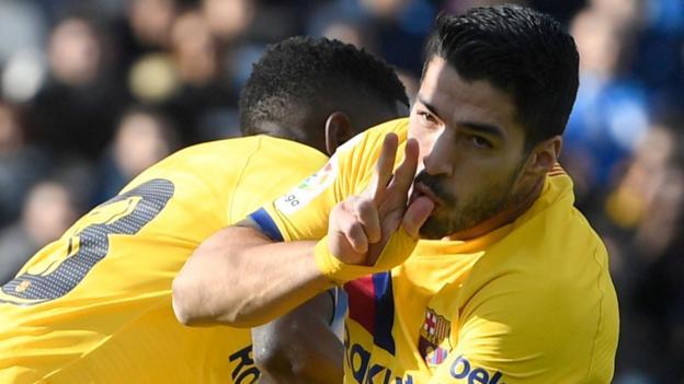 Leganes 1-2 Barcelona: La Liga leaders secure important away win thumbnail