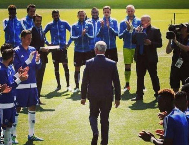 Andy King Instagram