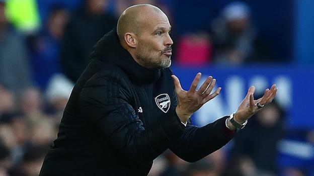 Arsenal: Mikel Arteta to keep Freddie Ljungberg on in coaching role