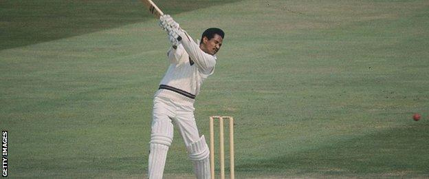 West Indies legend Gary Sobers was the first professional cricketer to hit six sixes in an over