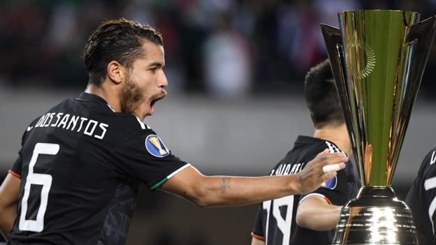 Gold Cup: Mexico beat USA to extend record number of wins thumbnail