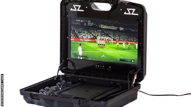 JZ Design Game Case