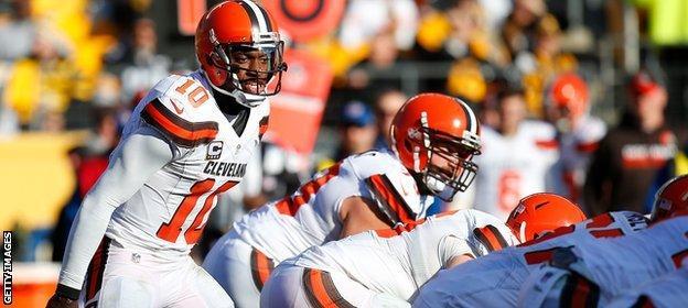 NFL team Cleveland Browns