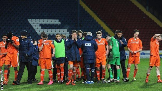 Luton Town youth team