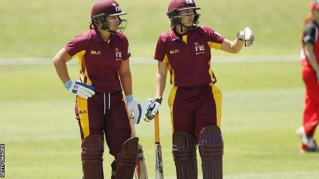 Ashleigh Barty cricket