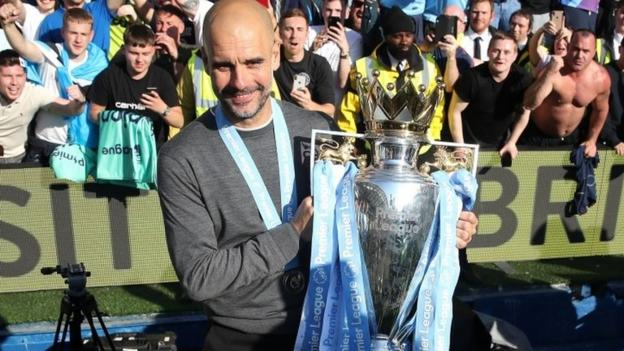 Pep Guardiola: Man City 'innocent until proven guilty' on Financial Fair Play rules thumbnail