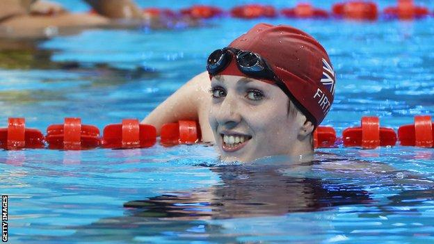 Bethany Firth has won three Paralympic titles in her career