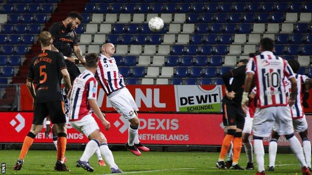 Willem II v Rangers