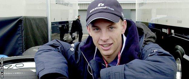 Jenson Button, 2000