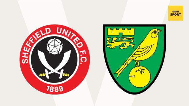 Sheff Utd v Norwich