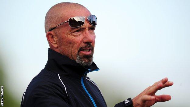 Matthew Maynard's coaching experience includes England assistant, Somerset, Nashua Titans and St Lucia Zouks