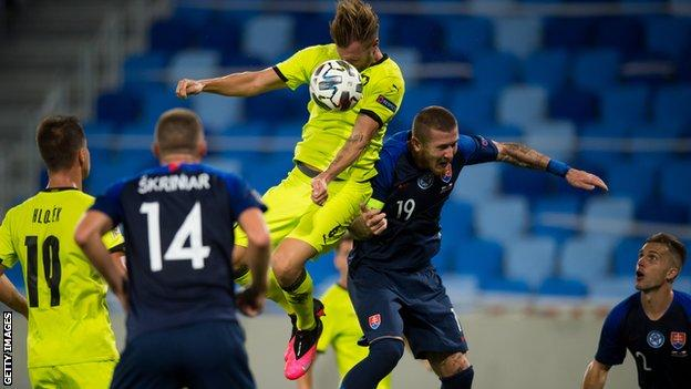 Scotland game in Czech Republic on, says Uefa thumbnail