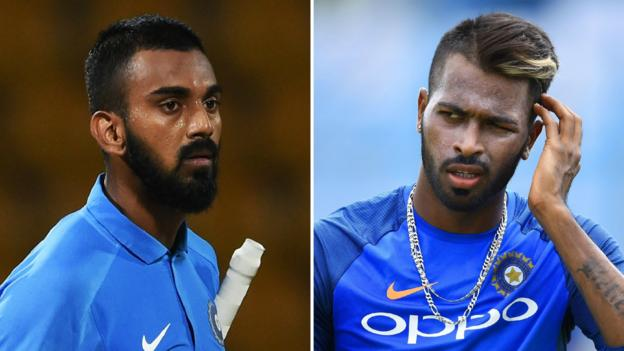 Hardik Pandya and KL Rahul banned by India over Koffee with Karan comments thumbnail