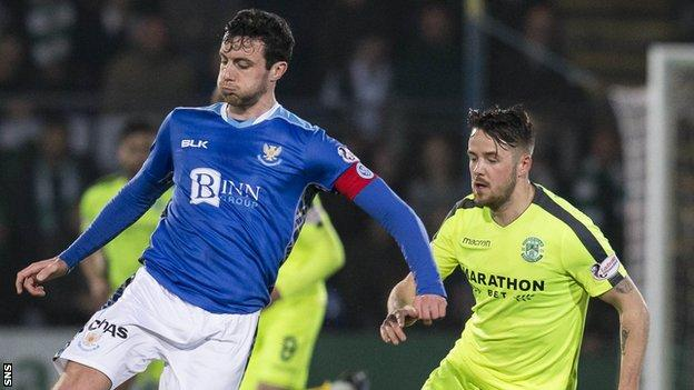 Joe Shaughnessy spent a decade in Scotland before joining Southend last summer