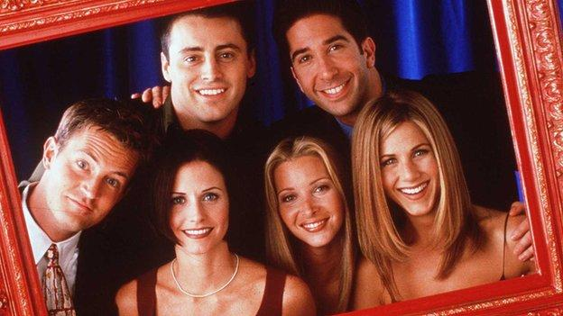Friends cast