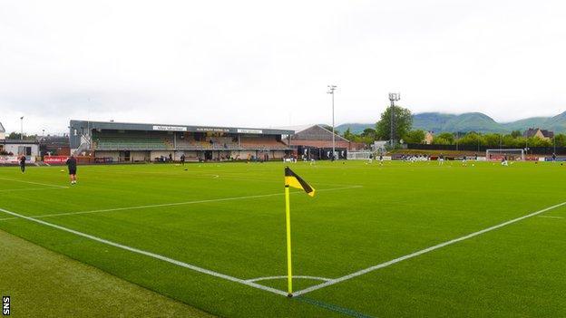 The Indodrill Stadium