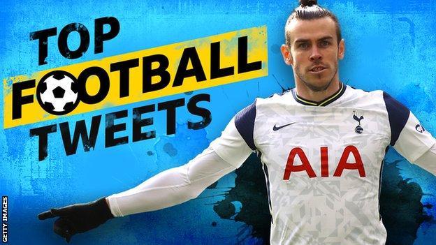 Top Football Tweets: Gareth Bale