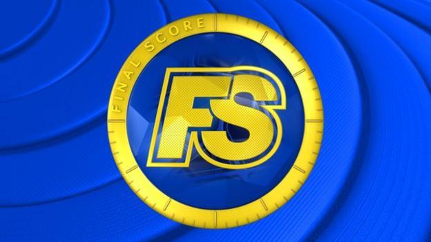 Final score bbc sport - Bbc football league 1 table ...