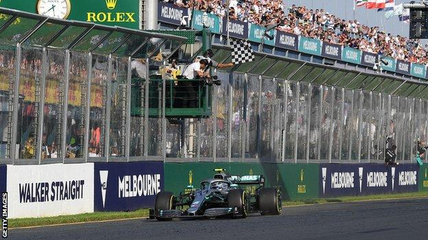Australian Grand Prix organisers expect race to be held in mid-March (2020)