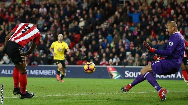 Sunderland last won at home in December 2016 against Watford