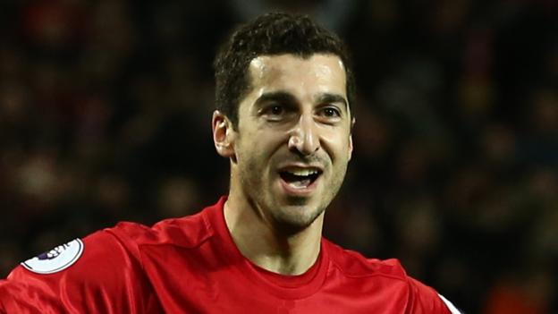 Alexis Sanchez: Henrikh Mkhitaryan is key to Man Utd move - Arsene Wenger