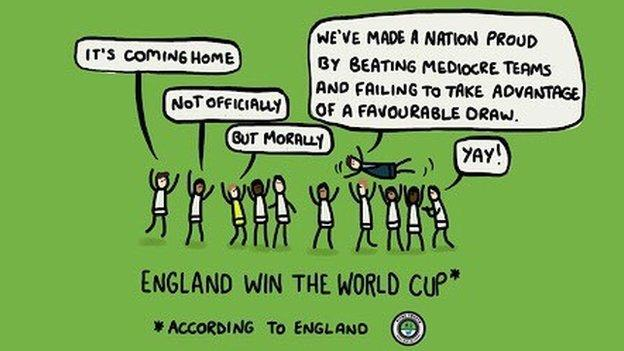 World Cup graphic