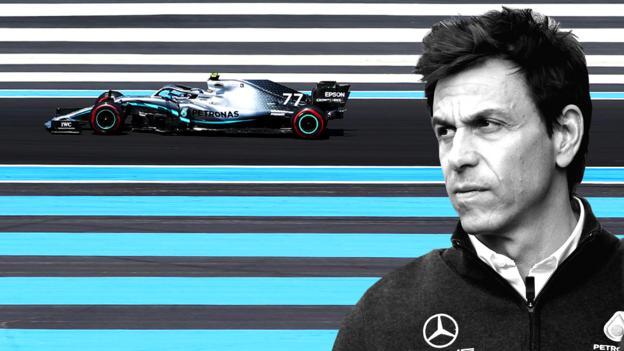 Formula 1: How Toto Wolff made Mercedes one of sport's greatest teams thumbnail