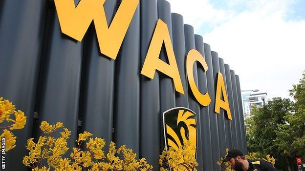 The WACA ground, Perth