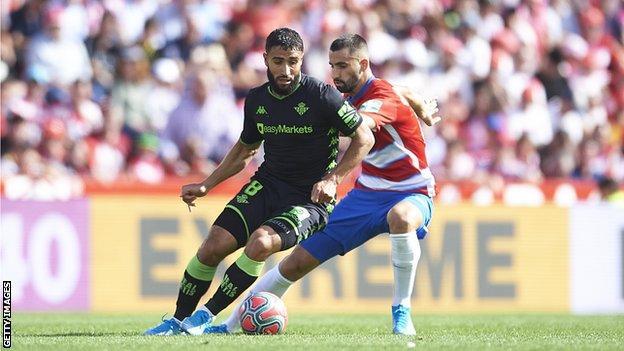 Granada v Real Betis