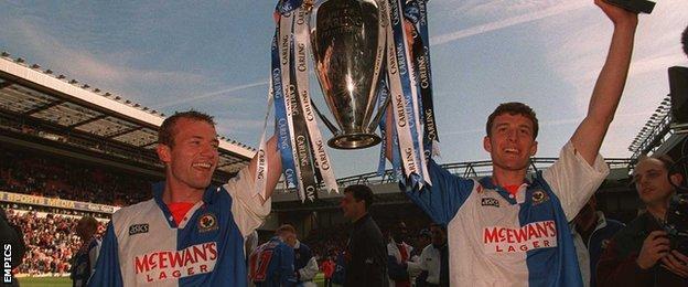 Alan Shearer and Chris Sutton