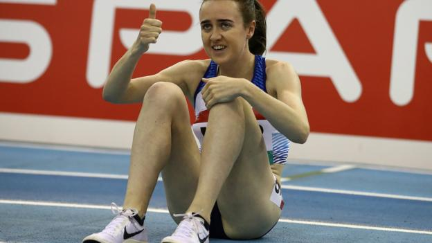 European Indoor Championships: Laura Muir targets double gold thumbnail