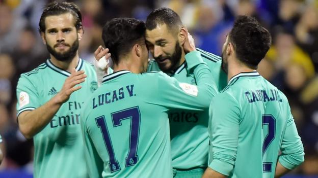 Real Zaragoza 0 4 Real Madrid Zinedine Zidane S Side Progress In