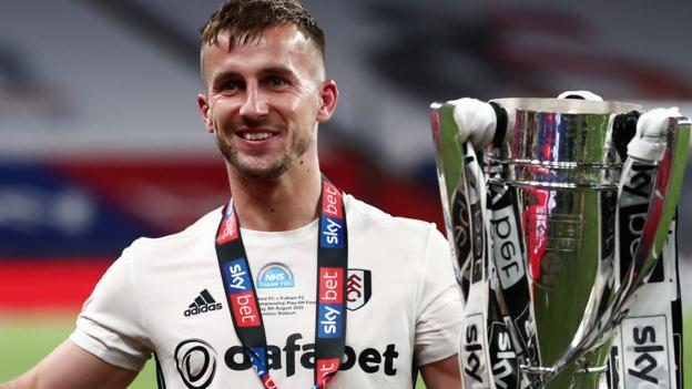 Championship play-off final: Brentford 1-2 Fulham (AET) - bbc