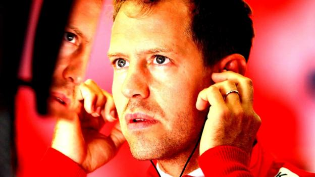Sebastian Vettel on coping with mistakes, 'over-policing' in F1 & his future in the sport thumbnail