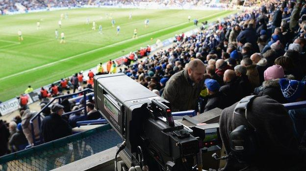 Sky and BT Sports paid a record £5.136 billion for rights to show live matches for three seasons