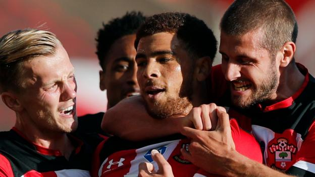 Southampton 1-0 Man City: Che Adams hits winner with spectacular first Premier League purpose thumbnail