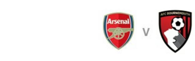 Arsenal v Bmouth