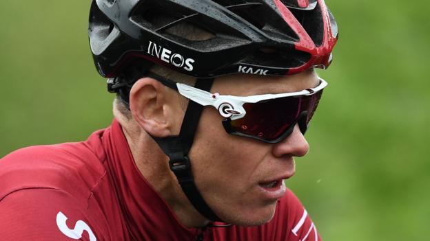 Chris Froome: Four-time champion targets Tour de France return thumbnail