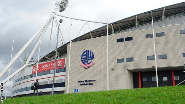 Bolton Wanderers were relegated from to League One after finishing 23rd in the Championship this season