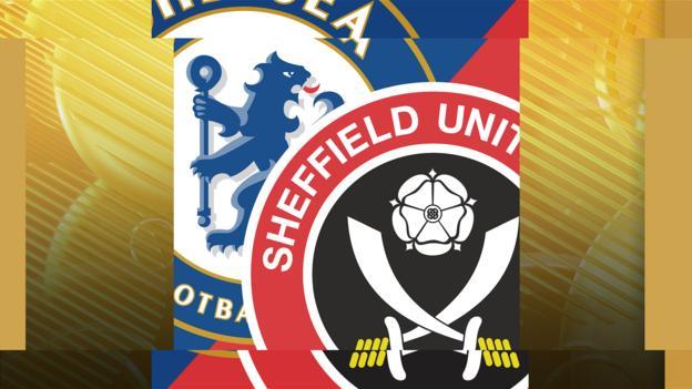 Chelsea v Sheff Utd