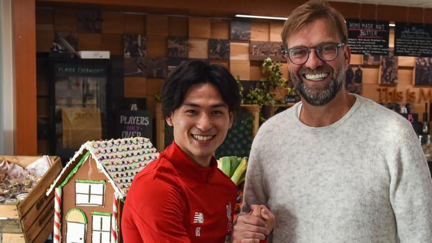 Takumi Minamino: Liverpool's newest signing could make a global impact thumbnail